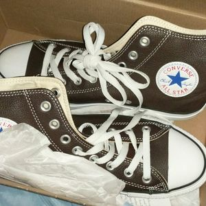 Tumbled Leather All-star Converse